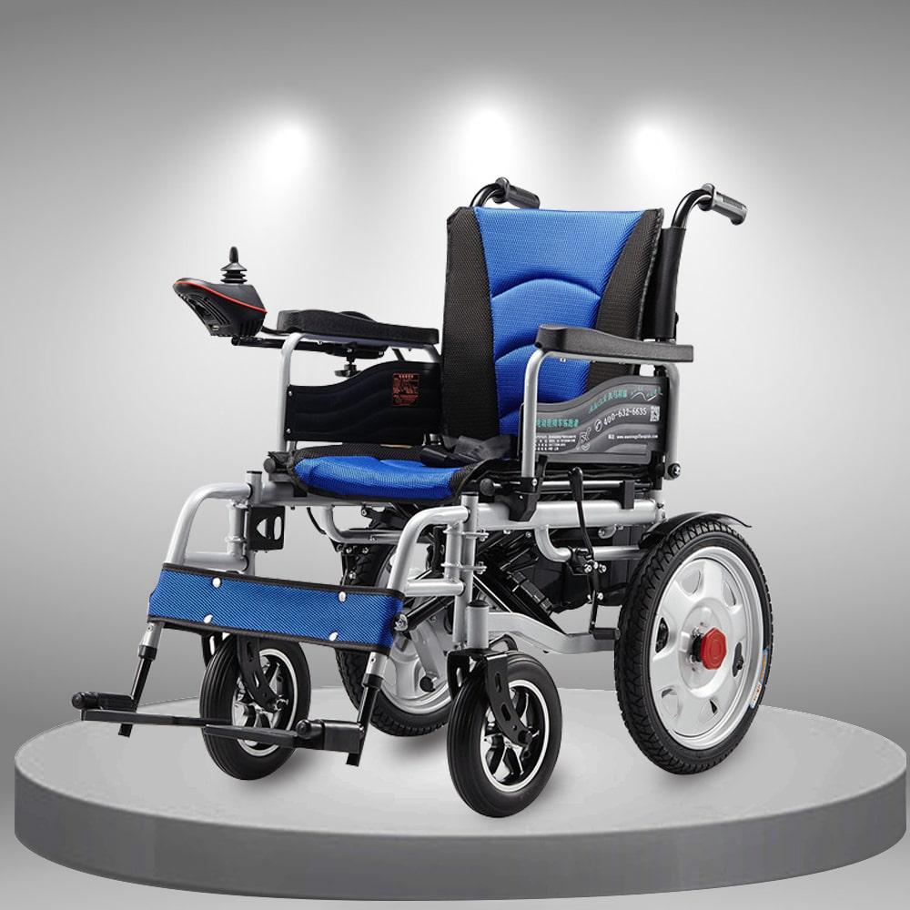 Xe lăn điện phục hổi chức năng cao cấp cho người già, người khuyết tật TM095