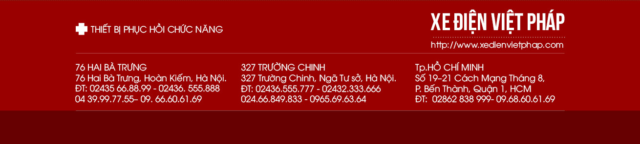 Xe lăn điện nhật bản cung ứng bởi Việt Nam