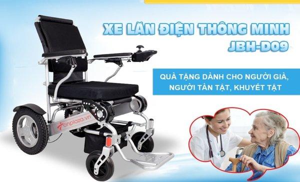 xe lăn điện Đài Loan cao cấp cho người già