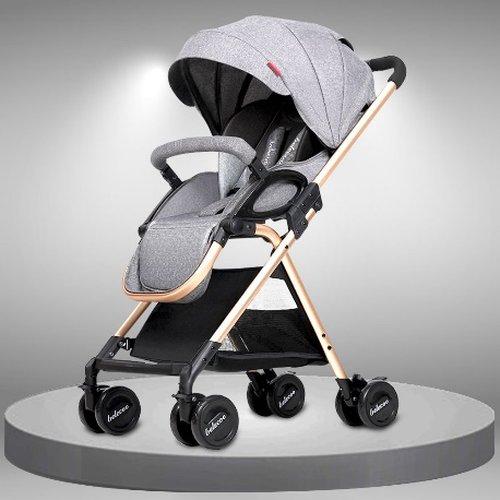 Xe đẩy trẻ em thiết kế theo phong cách hiện đại XĐ022