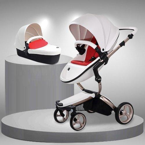 Xe đẩy trẻ em đa năng Mima Xari Plus II XĐ003