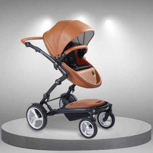 Xe đẩy trẻ em có thể dùng được cho 2 bé Mima Kobi XĐ005