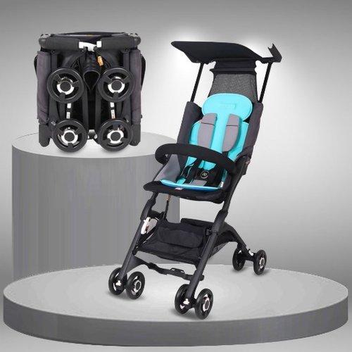 Xe đẩy trẻ em siêu gọn XĐ025 phiên bản mới nhất