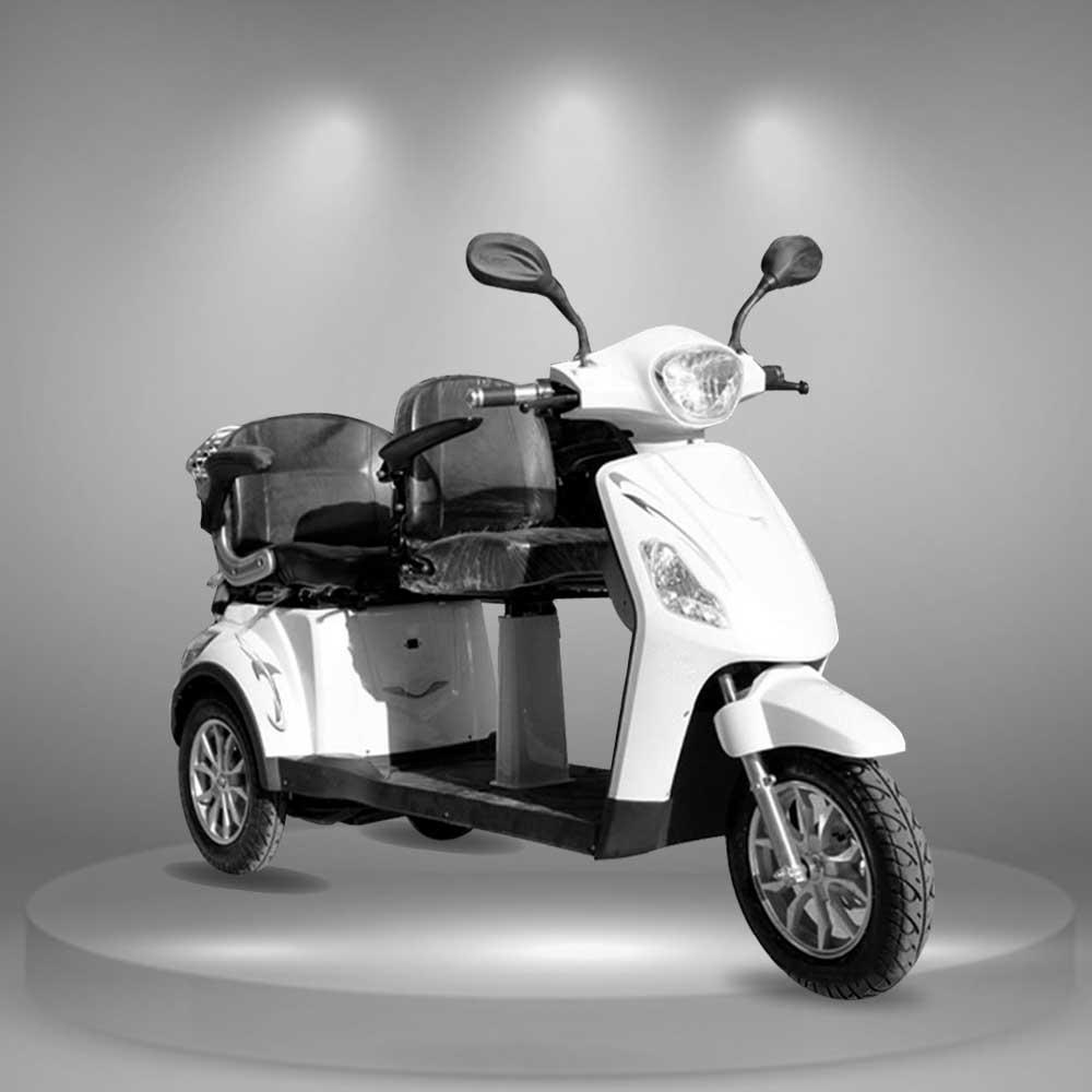 Xe mô tô điện 3 bánh độc đáo TM024