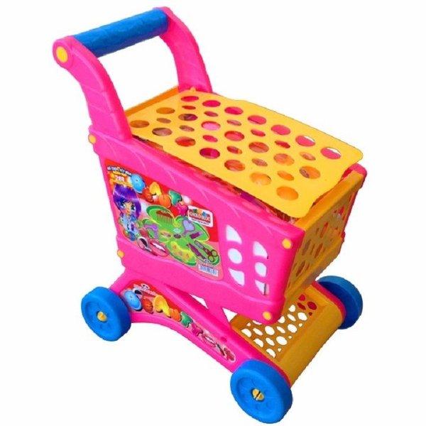 Các mẫu xe đẩy đồ chơi được nhiều trẻ em yêu thích