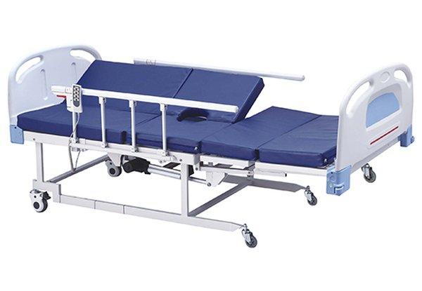 giường y tế bệnh nhân giúp nâng đỡ cơ thể người bệnh dễ dàng