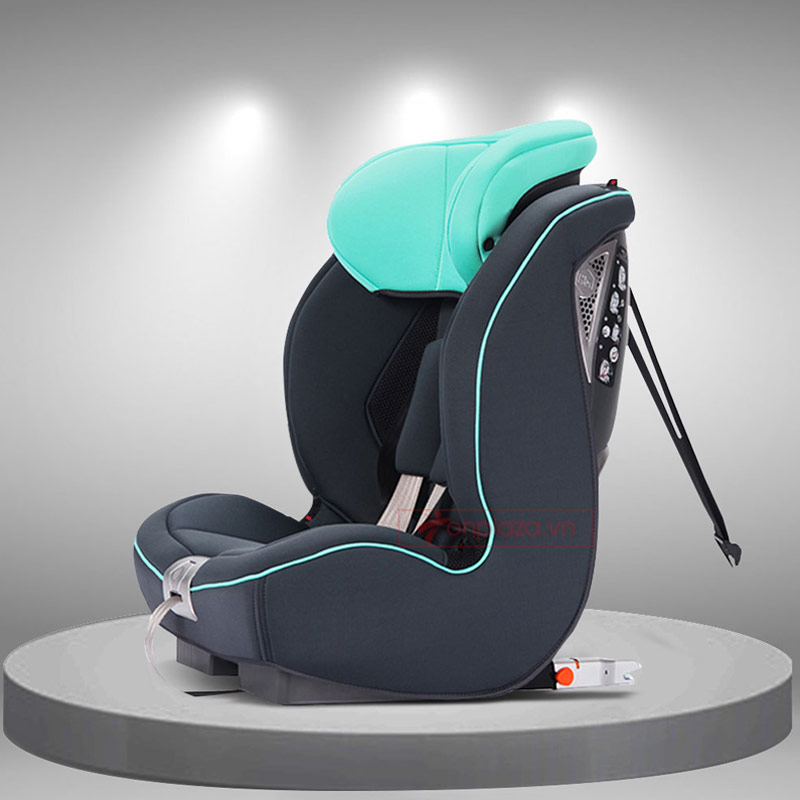Ghế an toàn đi ô tô dành riêng cho bé phong cách Châu Âu hiện đại XĐ019