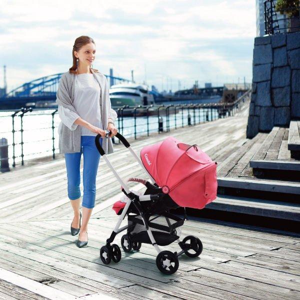 Hướng dẫn chọn xe đẩy du lịch cho bé
