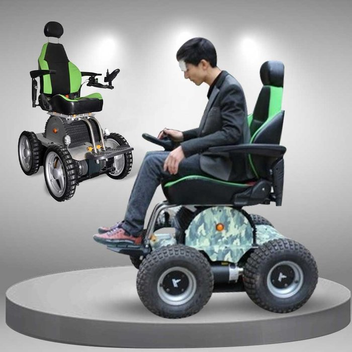 Lựa chọn xe lăn chất lượng giúp người dùng giảm rủi ro khi di chuyển