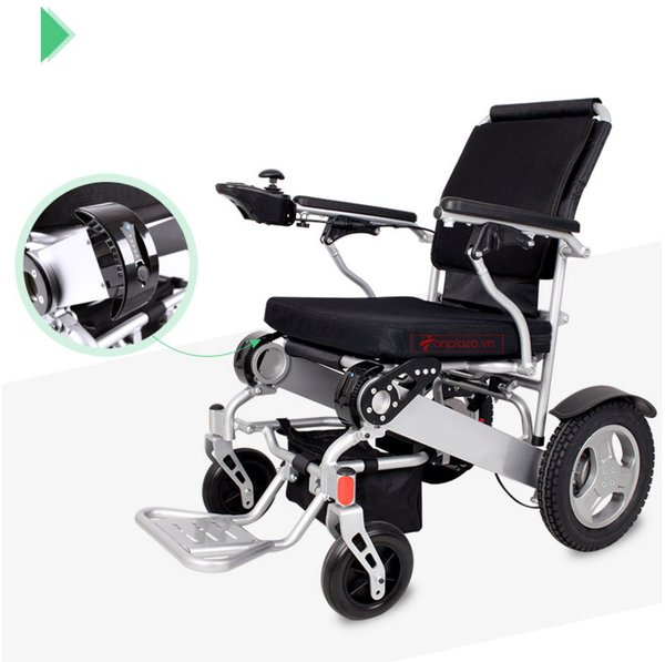 Xe lăn điện tiện lợi mang đến nhiều ưu điểm cho người dùng