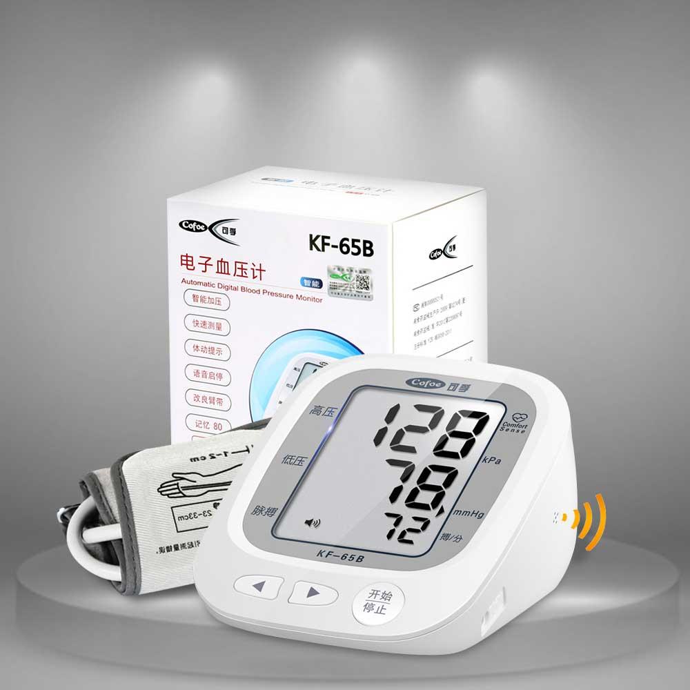 Máy đo huyết áp bắp tay cao cấp TM002