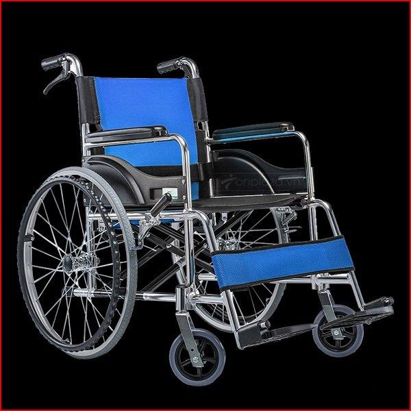 mua xe lăn tay cho người bệnh phục hồi chức năng