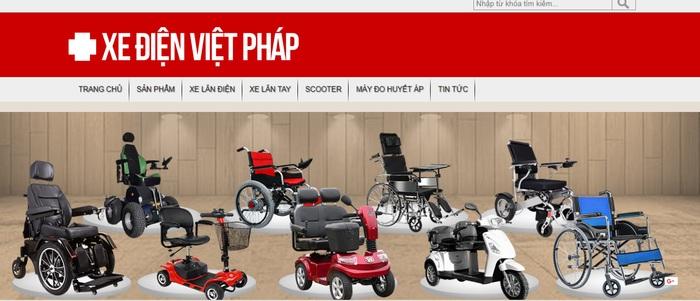 Nên mua xe lăn tại các nhà phân phối chuyên nghiệp