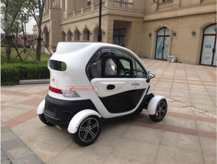 ô tô điện là phương tiện giao thông tương lai