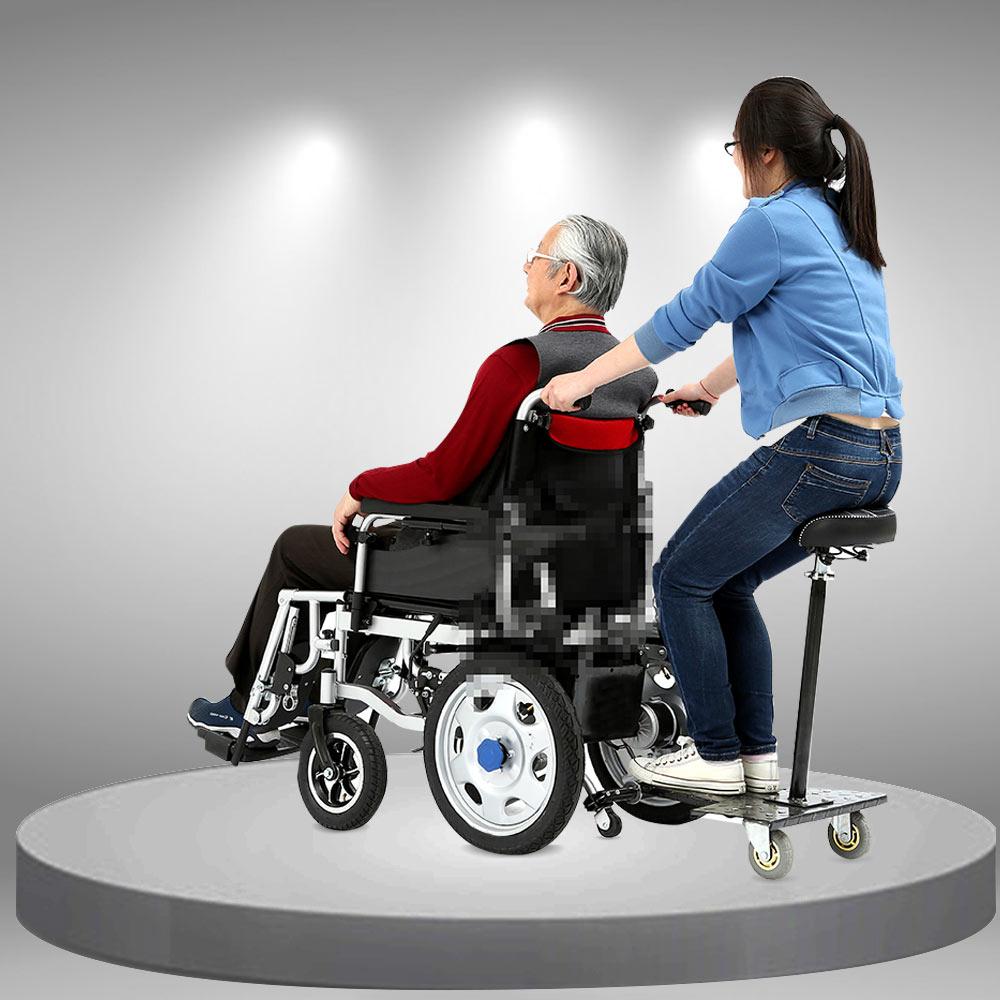 Phụ kiện ngồi sau hỗ trợ người sử dụng xe lăn PK13-2
