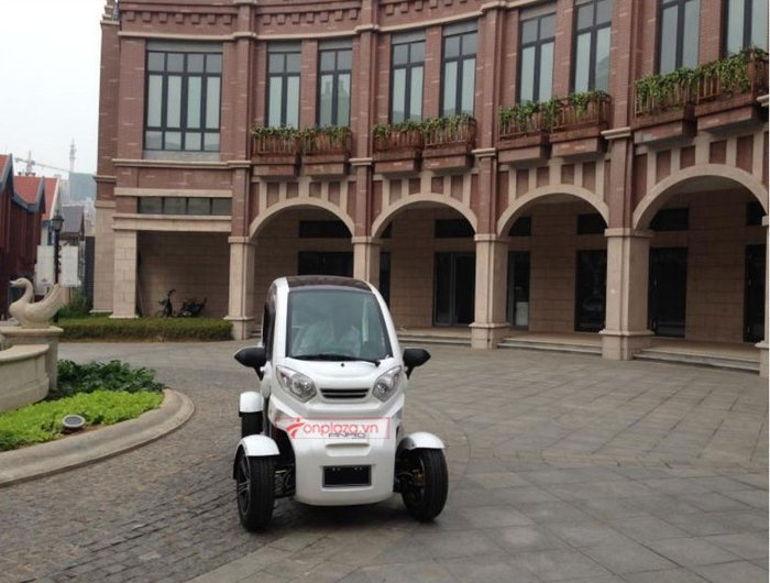 Xe oto điện có được phép lưu hành tại Việt Nam?