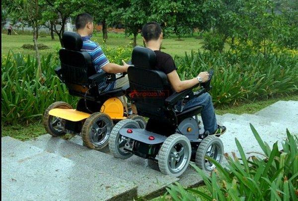 sử dụng xe lăn loại nào cho người bị liệt để hiệu quả tốt
