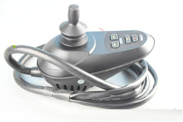 tay điều khiển xe lăn điện joystick