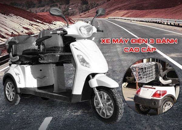 xe 3 bánh điện dành cho người khuyết tật giá tốt nhất