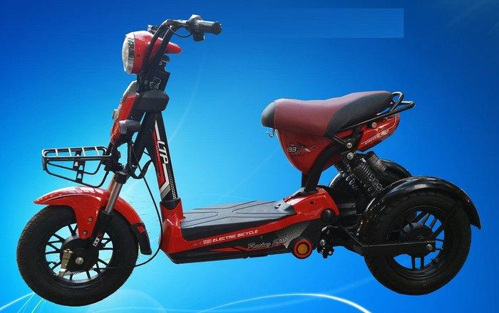 Xe đạp điện 3 bánh Giant 133s