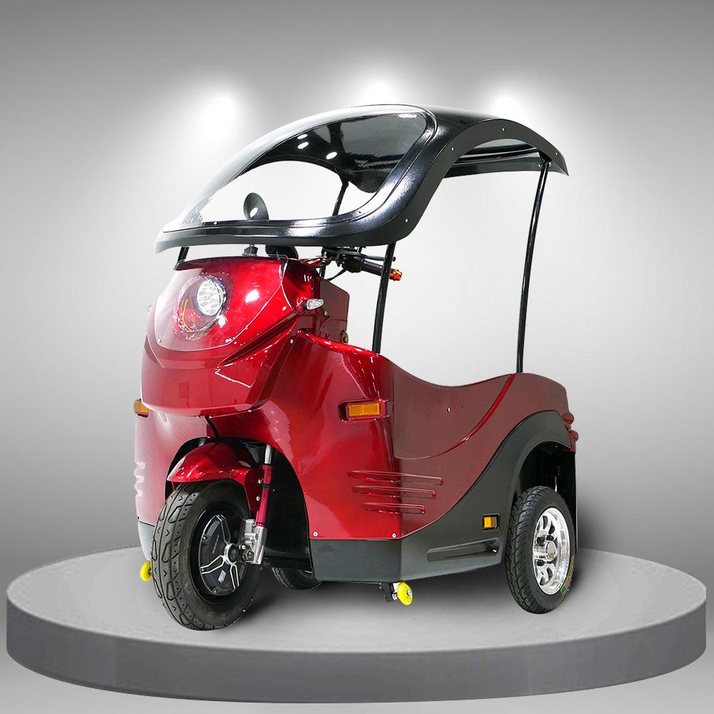 Xe điện 3 bánh nhập khẩu cao cấp dành cho người già người khuyết tật TM087