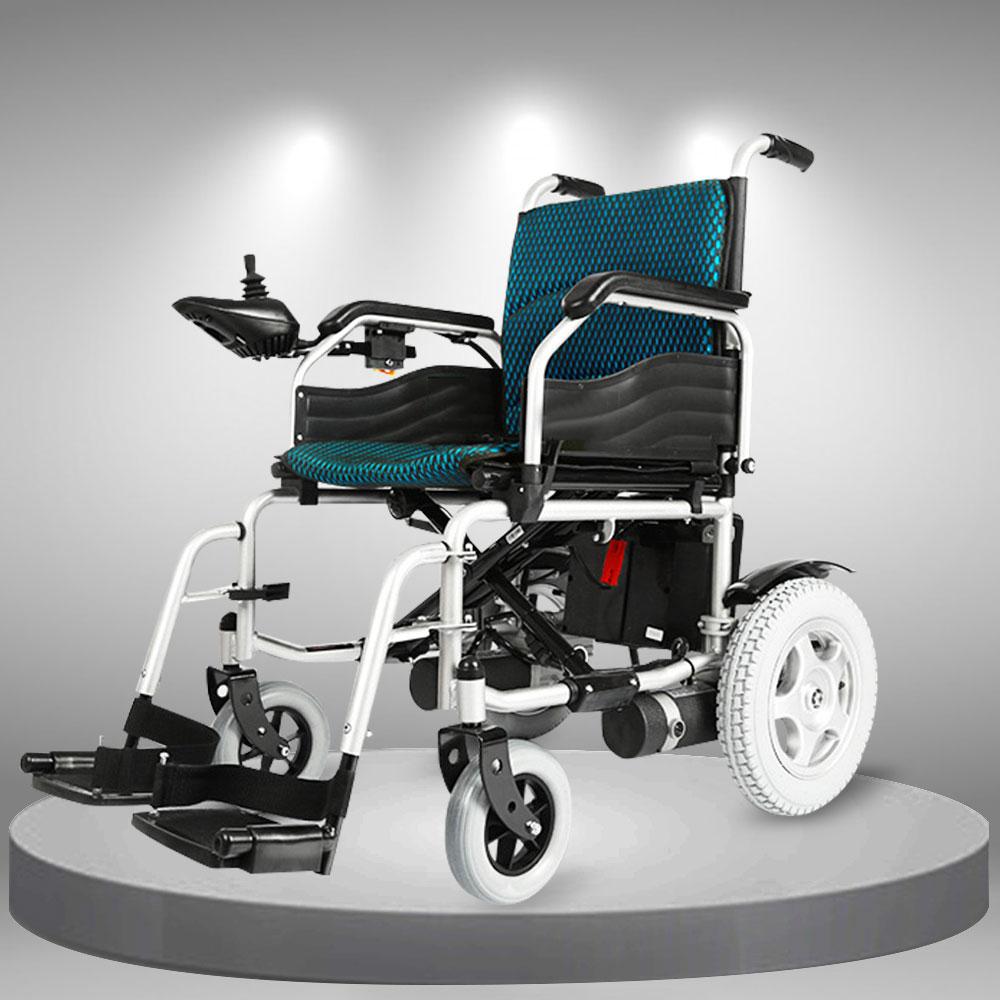 Xe lăn điện thông minh Full Automatic tiện lợi, dễ gập gọn TM068