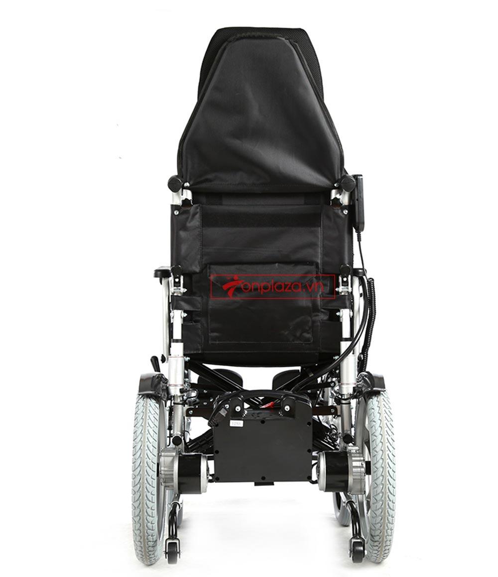 xe lăn điện công nghệ mới