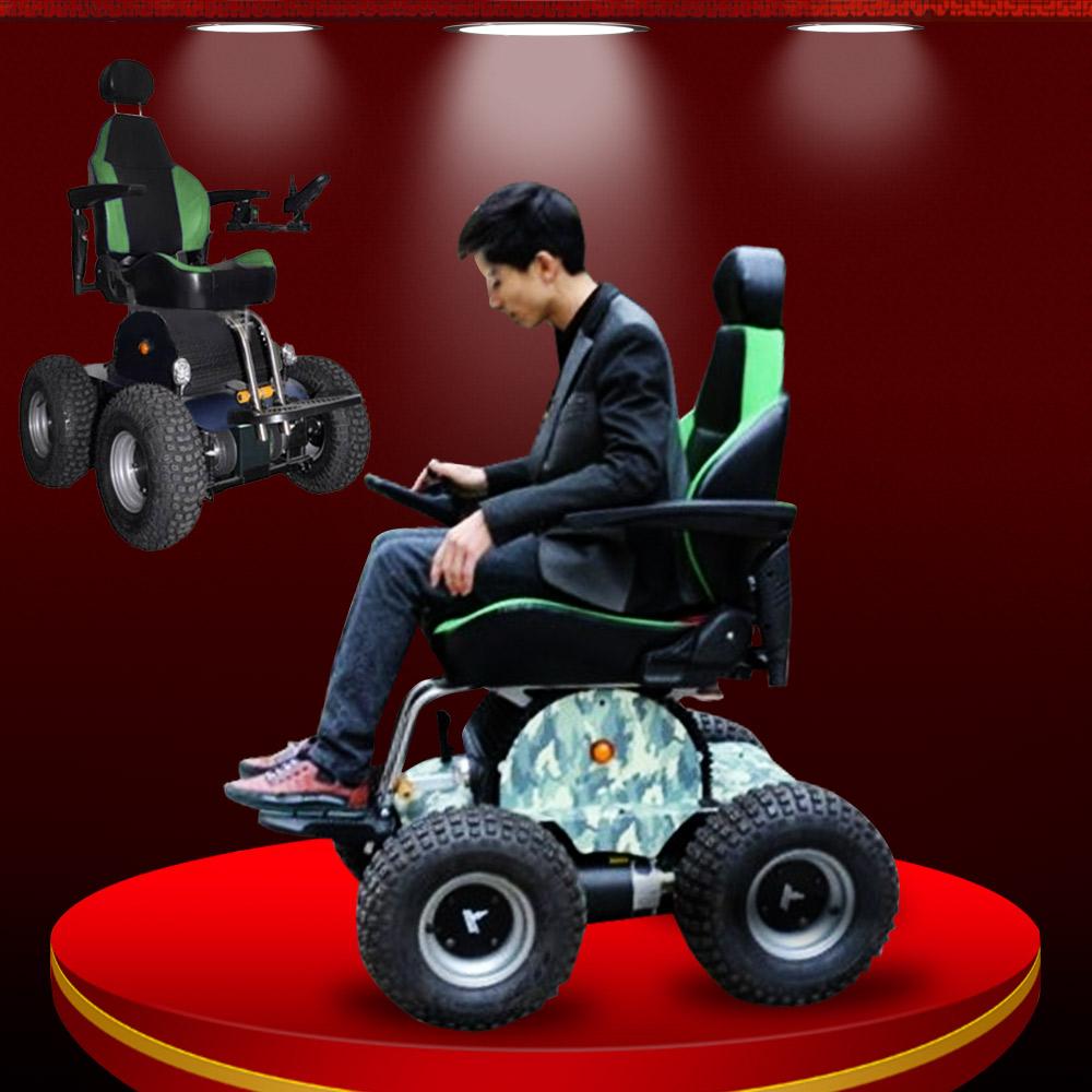 xe lăn điện điều khiển bằng tay