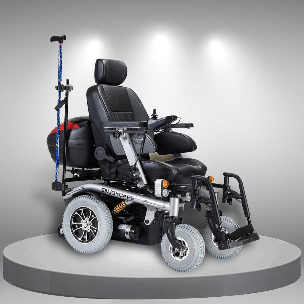 Xe lăn điện hỗ trợ chức năng cho người khuyết tật nhập khẩu cao cấp TM089