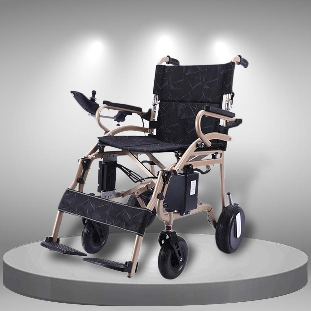 Xe lăn gấp nhẹ đa chức năng dành cho người già, người khuyết tật cao cấp TM105