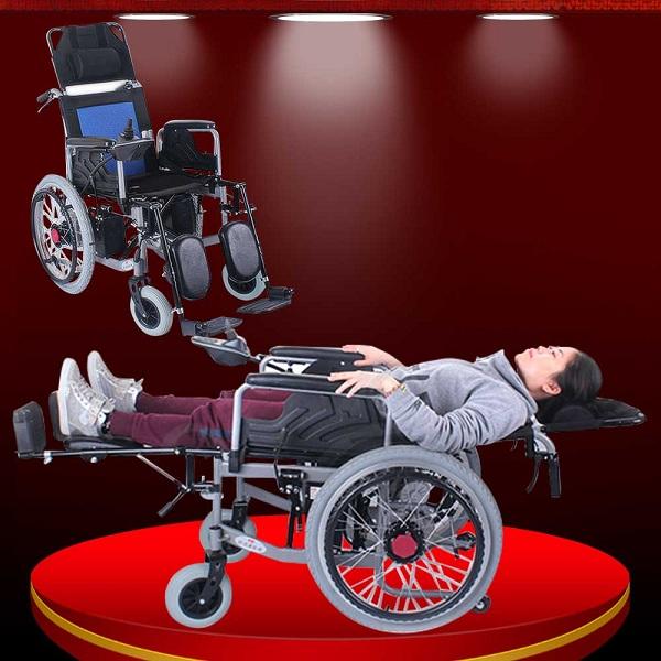 Xe lăn hỗ trợ phục hồi chức năng