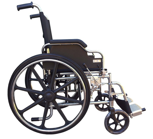 Xe lăn  tay hỗ trợ đi lại cho người khuyết tật