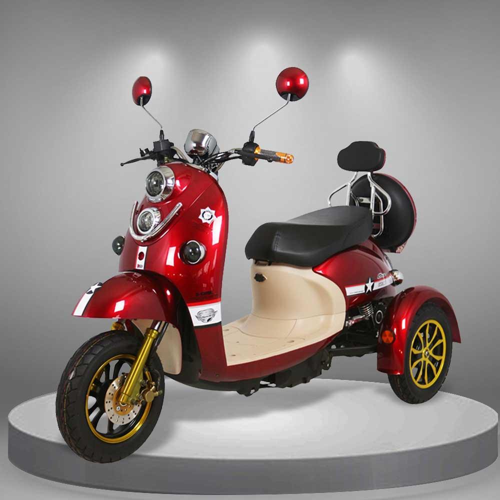 Xe Scooter 3 bánh thể thao năng lượng điện bởi onplaza