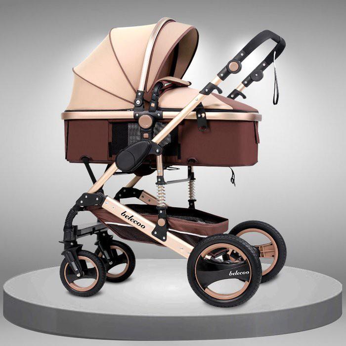 Xe đẩy em bé loại nào tốt? Hướng dẫn chọn mua xe đẩy em bé 2018
