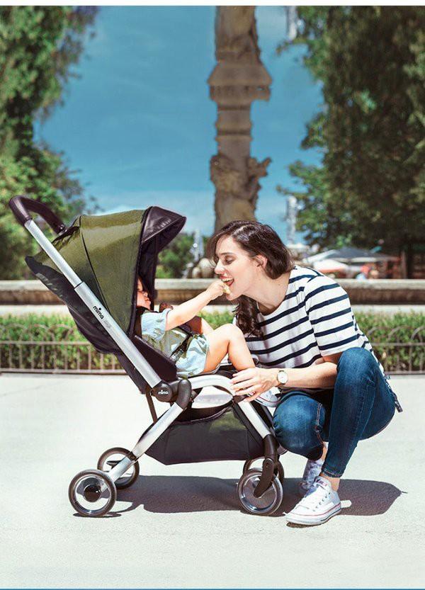 Kinh nghiệm quý báu khi mua xe đẩy cho bé sơ sinh mẹ nào cũng nên biết