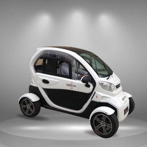 Xe ô tô chạy điện hàng nhập khẩu kiểu dáng mới TM033